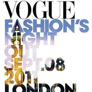 Vogue's Fashion Night Out & Beach Tomato mix.