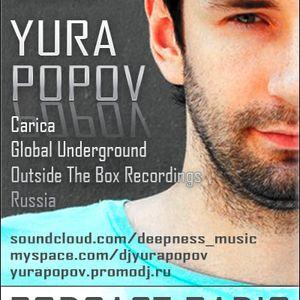 Yura Popov - guest mix 11(08.05.10)