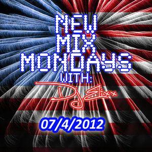New Mix Mondays-4th of July Mix