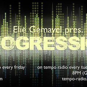 Elie Gemayel pres Progression Episode 55