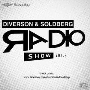 Diverson & Soldberg Live Radio Show vol 3