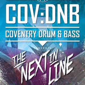 DJ Boom & MC Clued Up @ COV:DNB Presents The Next In Line