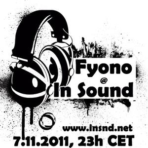 Fyono @ In Sound Radio, 7.11.2011