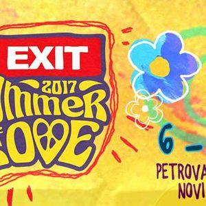 Tijana T - live at Exit Festival 2017 (Novi Sad, Serbia) - 09-Jul-2017