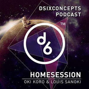 HOMESESSION presents OKI KORO & LOUIS SANGKI