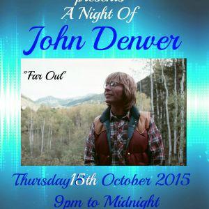 John Denver - The Russ Evans Music Show October 2015
