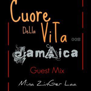 DeLla ViTa 005 By Dj Jamaica Guest Mix Mina ZinGer Laa