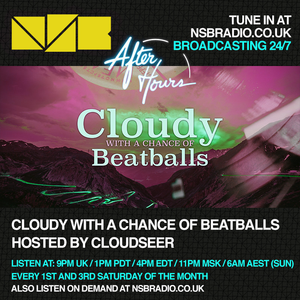 Cloudy With A Chance Of Beatballs AFTERHOURS 018 @ NSBRADIO (2019-06-01)