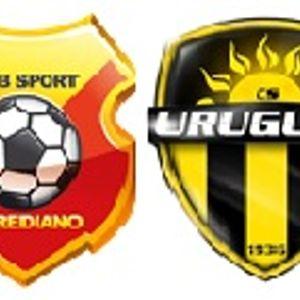 Herediano vs Uruguay de Coronado
