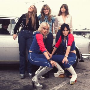The Runaways and Cherie Curie Mini Mix