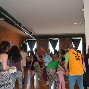 Ecstatic Dance Chicago 3/20/16 Sunday Morning