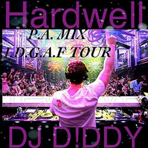 P.A M!X I.D.G.A.F TOUR (HARDWELL SPECIAL GUESS)