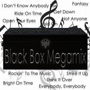 DjMcMaster Presents 2012 - Black Box Megamix (Longer Version)