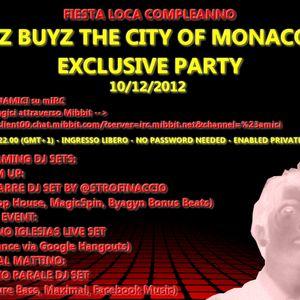 Techno Iglesias Live Monaco Mix