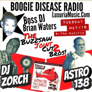 Buzzsaw Joint Cut 2 Sneak Peek on Boogie Disease Radio