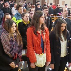 VRT - 'Dit is de Dag des Heren' - bijeenkomst Orthodoxe Jeugd van de Benelux