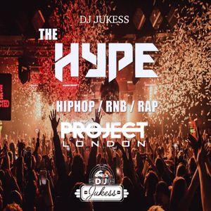 @DJ_Jukess - #ProjectLDN 2018 Rap, Hip-Hop and R&B Promo Mix