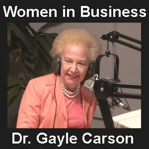 Vickie Milazzo on Women in Business with Dr Gayle Carson