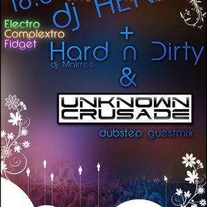 Unknown Crusade - Guest Mix @ Radio STN (05.10.11)
