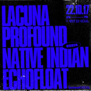 BS014.2 - Native Indian (Live) [22-10-2017]
