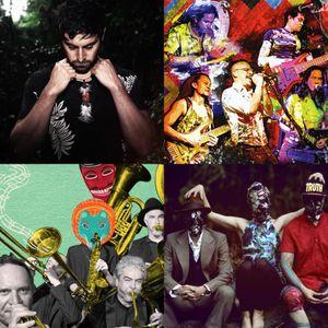 Movimientos show: 5/10/16 w/ Systema Solar, Mateo Kingman, Orkestra Mendoza + special Colombia mix
