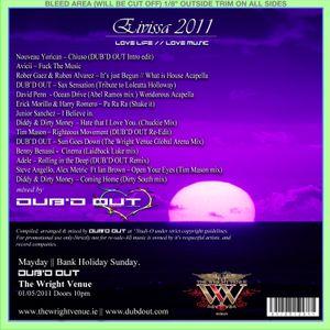 DUB'D OUT - EIVISSA 2011