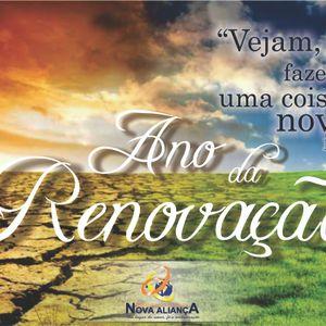 """""""Renovação"""" - Pr. Ricardo Minelli - 07.01.2018"""