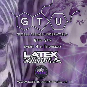 Latex Zebra - Global Trance Underworld May 2019