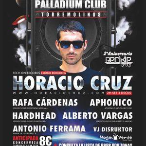 AntonioFerrama@PalladiumClub(Torremolinos-Málaga)