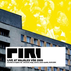 DJ Piri - Live At Majáles VŠB 2009
