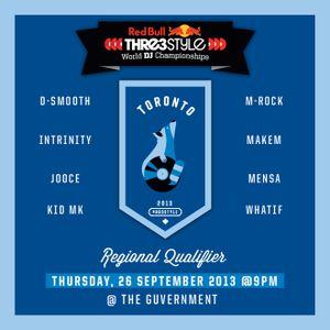 DJ Kid MK - Canada - Toronto qualifier