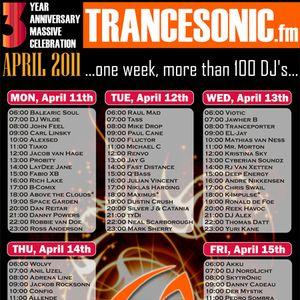 Akku - TranceSonic.FM Anniversary 2011