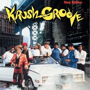 KRUSH GROOVE (Movie Mix) / DJ JUSTY