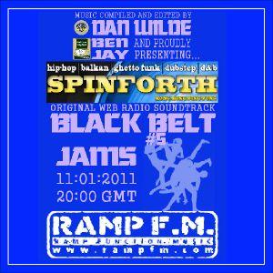 Black Belt Jams #5 - DJ Ben Jay & DJ Spinforth guest mixes