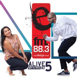 Alive at 5 21 June 16 - Part 3
