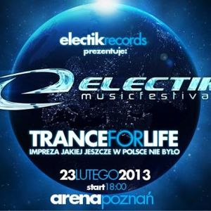 Skytech - Live at Electik Music Festival (Poznan, Poland) - 26.02.2013