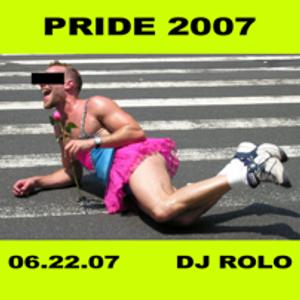 Pride 2007, Rolo Talorda live DJ set at Endup, SF (Disc 1)