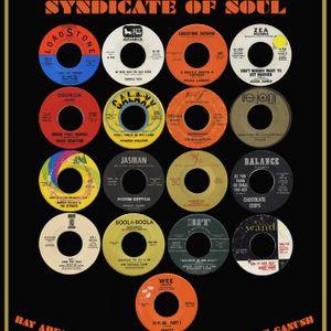 Bay Area Soul & Funk 45s Mix / DJ Bobby Ganush / Lower Bottoms SOS