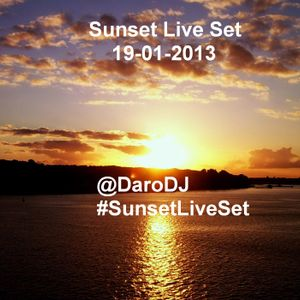 @DaroDJ 19-01-2013 #Sunset Live Set