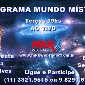 Programa Mundo Mistyco 12/07/2016 - Solange Alves e Babalorisá Sérgio de Odé
