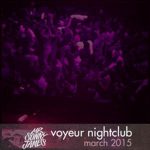 Live at Voyeur Nightclub March 2015