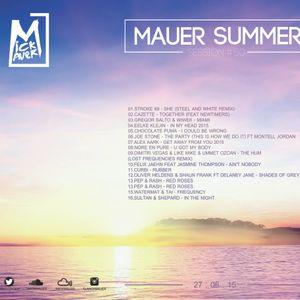 Mick Mauer - Mauer ' Summer ' Session 050