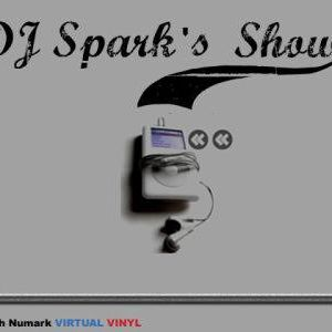 """DJ Spark Show Vol.8 """"Clubbin' Session Part 4"""""""
