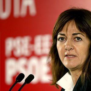 """Idoia Mendia: """"El pacto entre PSE y PNV se ha llevado con absoluta discreción"""""""