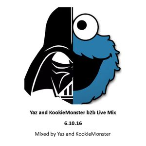 Yaz & Kookie Live b2b Mix 6.10.16