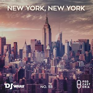 "DJ Wars No. 58 - ""New York, New York"": The Walkmen, TV on the Radio, Talking Heads, The Ramones."