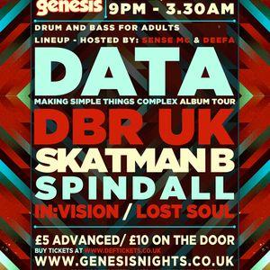 Data & Sense MC - Genesis Nights