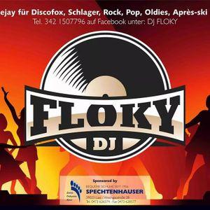 DJ FLOKY - BEST OF SUMMER 2015(Half our)
