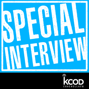 KCOD Special Interview | Jimi Fitz talks about the upcoming Wedbush Garden  Jam Music Festival