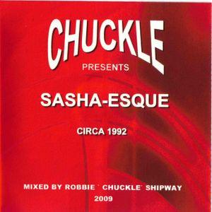 Robbie`s Sasha-esque old skool progressive house mix vol 1
